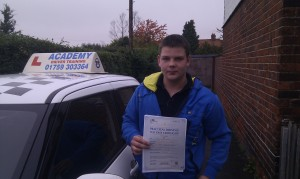 Another first time Pass